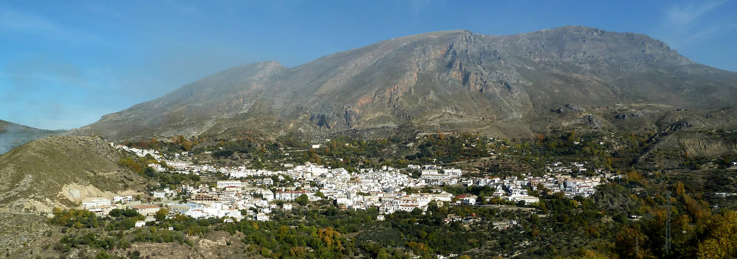 Guejar Sierra - the perfect mountain retreat