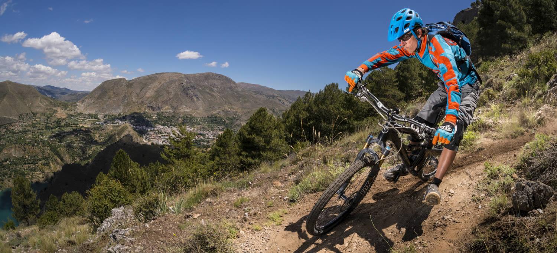 Ride Sierra Nevada Enduro Guejar Sierra 2015